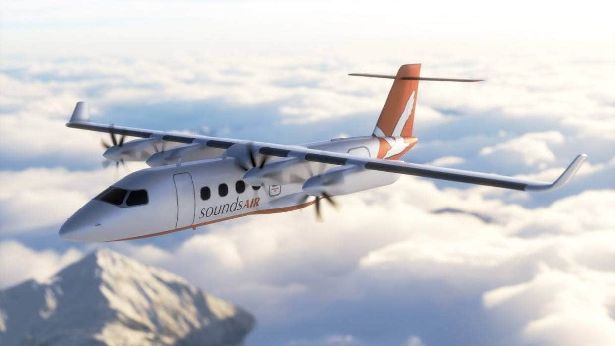 Sounds Air to Fly Electric Passenger Aircraft by 2026